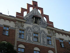 Monastery of the Daughters Divine Charity in Krakow 5.jpg