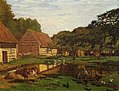 Monet - a-farmyard-in-normandy(1).jpg