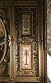 Monsummano, santuario di fontenuova, interno, soffitto ligneo di giovanni desideri, 1603-10 ca., attributi mariani di muzio vanni 01.jpg