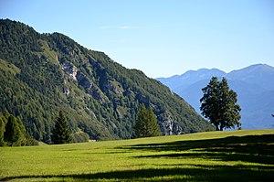 Monte Bondone - Viote Landscape