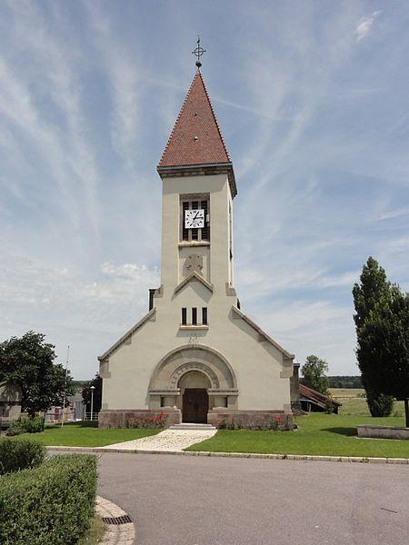 Montreux (M-et-M) église