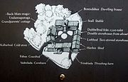Mora Farmstead map Skansen.JPG