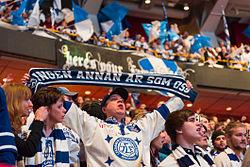Mora IK vs Leksand in Stockholm 2013-01-05 14.jpg