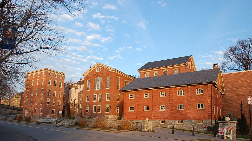 Moravian College Bethlehem 2924px