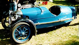 Three-wheeler - 1932 Morgan Aero 2-Seater Sports