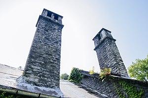 Morgan House, Kalimpong - Image: Morgan House Kalimpong 34