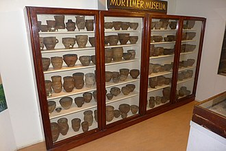 John Robert Mortimer - A Mortimer case in The Hull and East Riding Museum