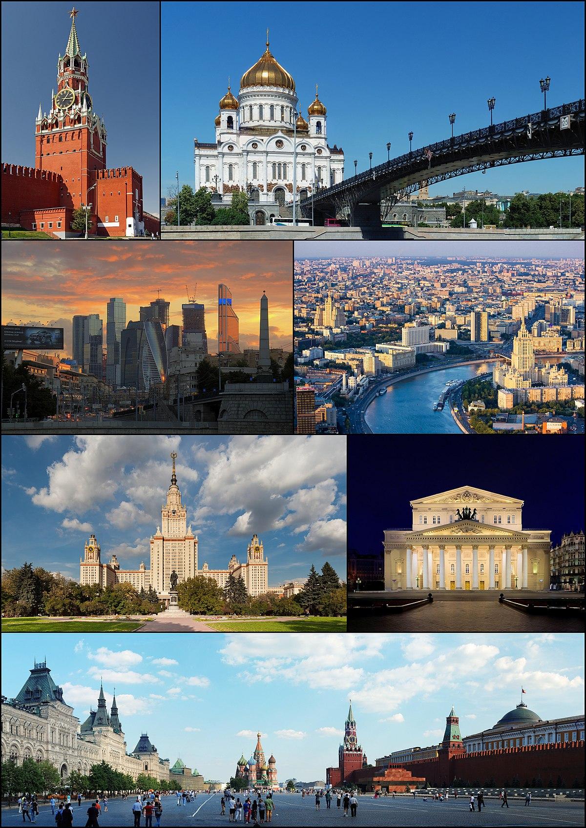 Moskou - Wikipedia