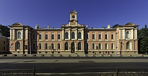 Russian State Agrarian University - Moscow Timiryazev Agricultural Academy - Timiryazev Academy Main Building