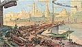 Moscow in XXIII Century. Kremlin. 1914.jpg