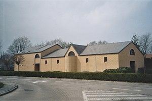 Islam in Belgium - Image: Mosque Lebbeke