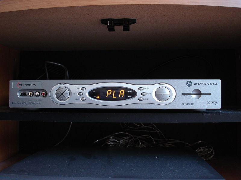 richmond  va hdtv page 173 avs forum home theater Motorola Cable Box DCT6416 Manual Motorola DVR DCT6412