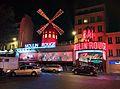 Moulin Rouge at night, Paris 6 September 2014.jpg