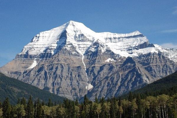 Mount Robson 2008