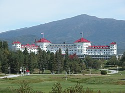 Die Mount Washington Hotel in 2003