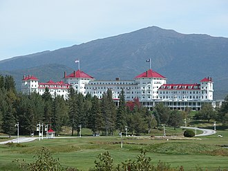 National Register of Historic Places listings in New Hampshire - Mount Washington Hotel