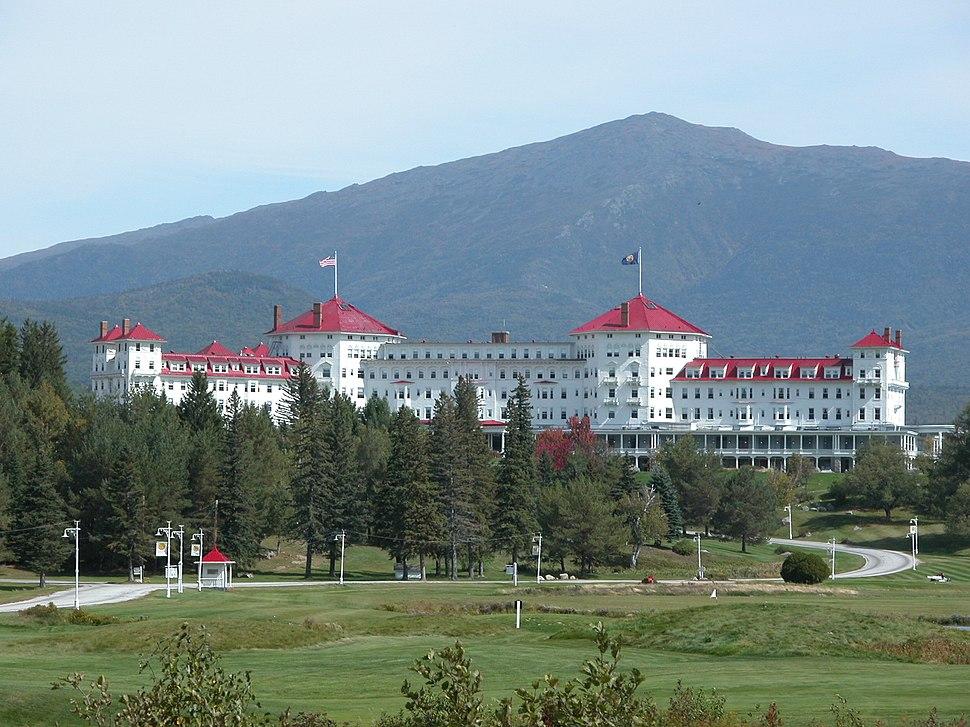Mount Washington Hotel 2003