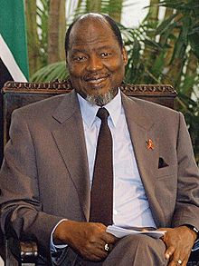 Image illustrative de l'article Joaquim Chissano