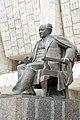 Mukhtar Auezov monument 2.jpg