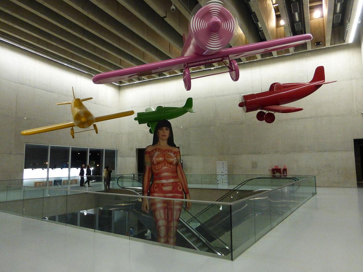 Museo de arte contempor neo de la provincia de buenos for Que significa contemporaneo wikipedia