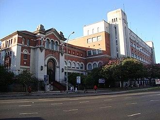 Parque Centenario - The Museum of Natural Sciences.