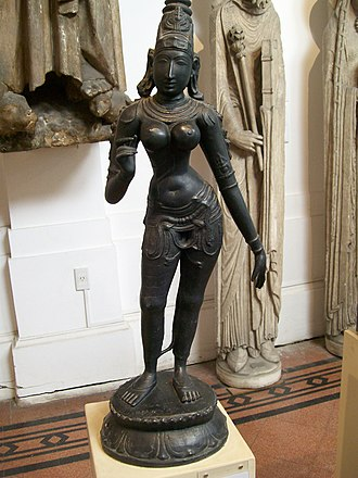 Ernesto de la Cárcova Museum of Reproductions and Comparative Sculpture - Shiva Nataraja