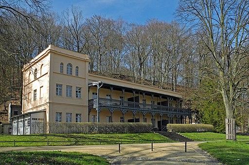 Villa Bellevue im Badepark (UNESCO-Welterbe Muskauer Park(Fürst-Pückler-Park)