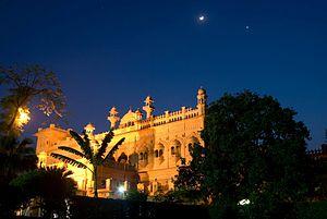 Mustafa Castle - Mustafa Castle as at 2012.