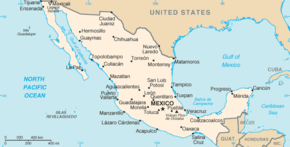 kart over mexico Mexico – Wikipedia kart over mexico