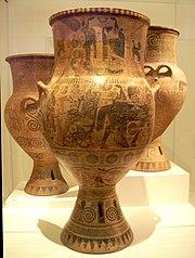 Heracles amphora