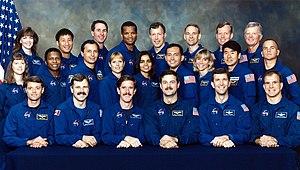 NASA Astronaut Group 15