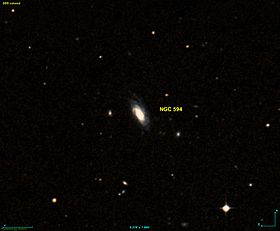 Image illustrative de l'article NGC 594