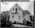 NORTH SIDE - Daniel T. Bigelow House, 918 East Glass Avenue, Olympia, Thurston County, WA HABS WASH,34-OLYM,2-5.tif