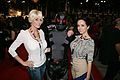 NYCC 2011 - Deadpool with Marie-Claude and Riddle (6262374867).jpg