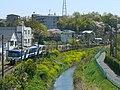 Nagareyama line Koganejoushi Station.JPG