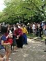 Nagoya Omotenashi Busho-tai Leaving-20110918.jpg