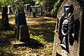 Nagrobki na cmentarzu wojennym Nr 125, I wojny światowej w Zagórzanach..jpg