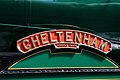 Nameplate on Southern Railway V class number 925 CHELTENHAM.jpg