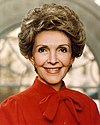 Nancy Davis Reagan portrait