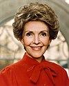 Nancy Davis Reagan portrait