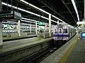 Nankai Nanba station platform - panoramio (8).jpg