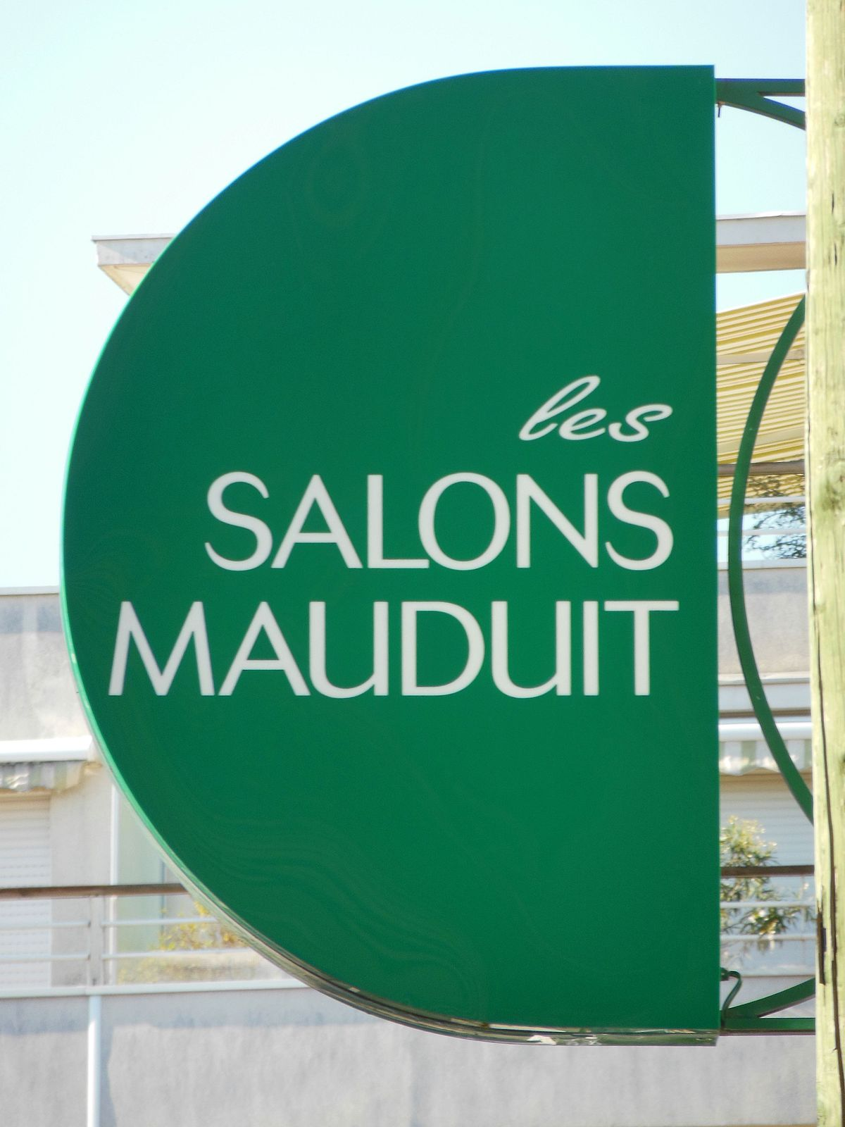 Salons Mauduit  U2014 Wikip U00e9dia