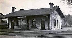 Image illustrative de l'article Gare de Napanee