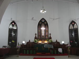 Christ Lutheran Church Narsapur Wikipedia