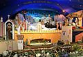 Nativity scene at Capuchin Church of the Transfiguration in Warsaw.JPG