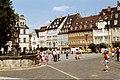 Naumburg Marktplatz DDR, Aug 1989 (5328290070).jpg