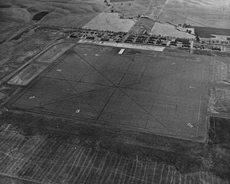 Livermore Municipal Airport - NAAS Livermore October 1944