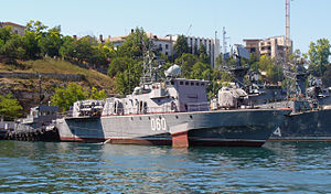 Navy in S bay Sevastopol 2008 G6.jpg