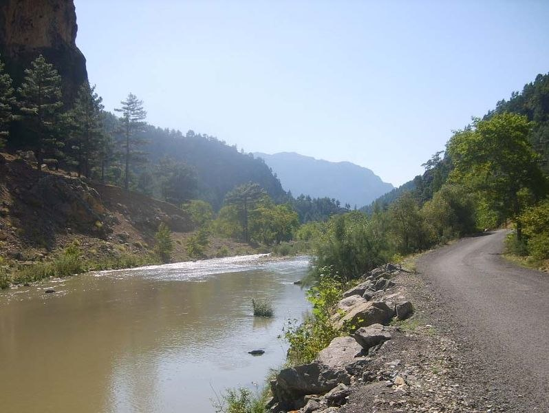 Near Belemedik Adana Province