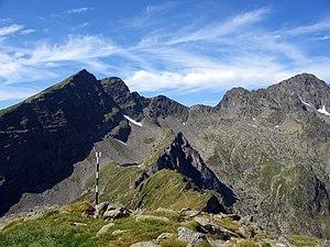 Southern Carpathians - Negoiu Peak (2535m)